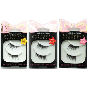 Mink Accent Eyelash (Choose Type)