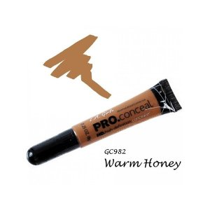 HD Pro Concealer Warm Honey