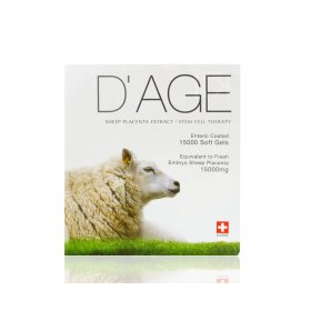 Kji & Co - D'AGE - Sheep Placenta Extract/Stem Cell Therapy
