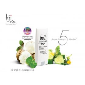 Kji & Co - BFirm5 Pro | Cara Membesarkan Payudara secara alami