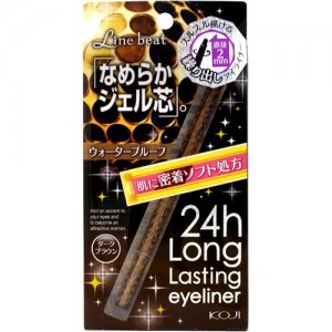 Linebeat Gel Eyeliner 2mm (Dark Brown)