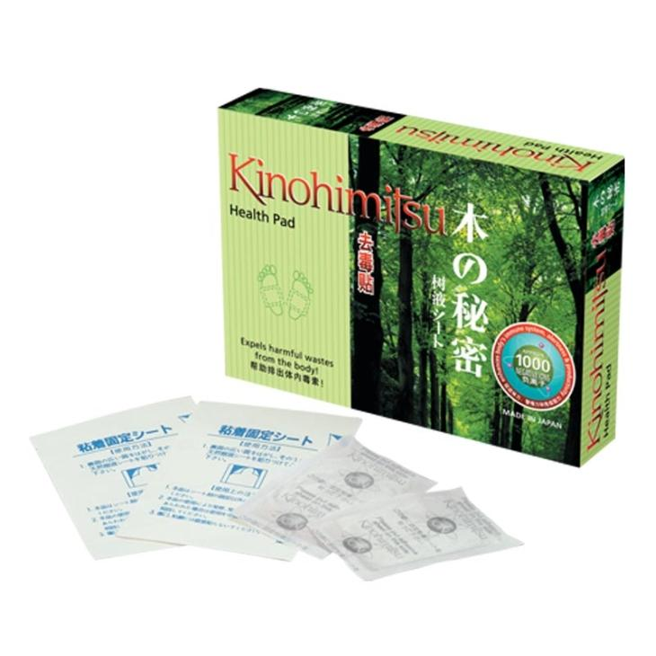 Kinohimitsu - Health Pad (Choose Qty)
