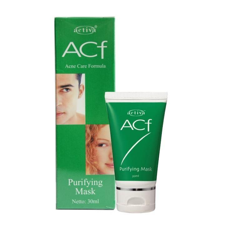 Activa - ACF - Purifying Mask (30ml)